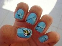 ...ногти, дизайн ногтей, ногти фото, рисунки на ногтях, ногти в домашних условиях, нарощенны ногти, нарощенные ногти...