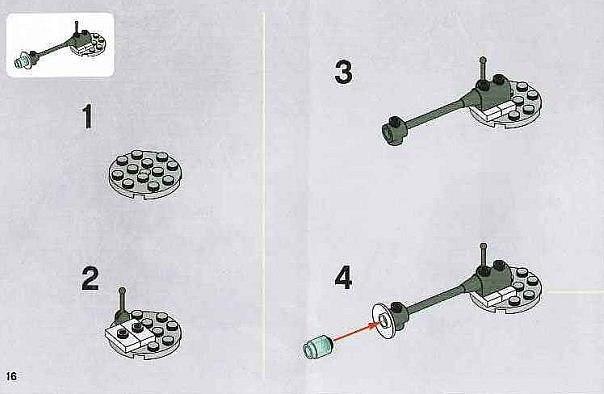 Схемы для сборки LEGO.