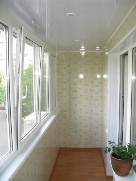 Стоимость обшивки балкона пвх панелями за квадратный. - мета.