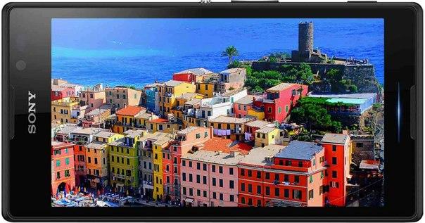 дисплей Sony Xperia C