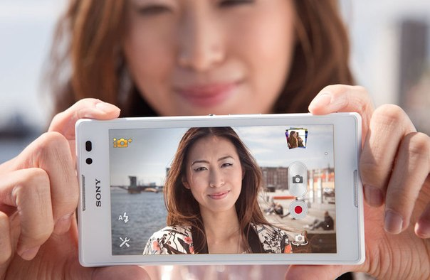 Камера Sony Xperia C