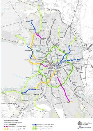 Схемы метро