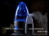 Ультразвуковой увлажнитель воздуха Medisana Medibreeze Intensiv