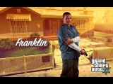GTA 5:13 минут геймплея с Франклином