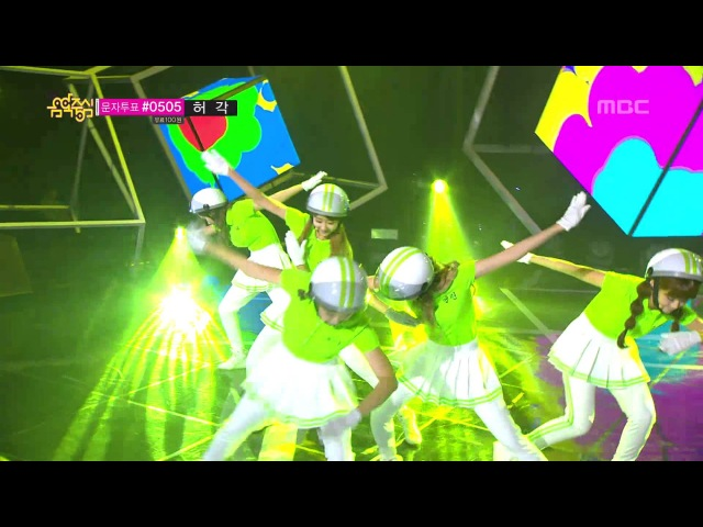 Crayon Pop - BarBarBar, 크레용팝 - 빠빠빠, Music core 20130824