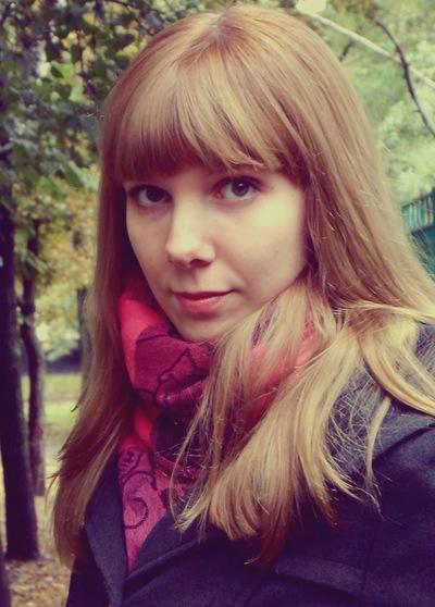 Дарья Замураева, 25 февраля 1989, Москва, id35950549