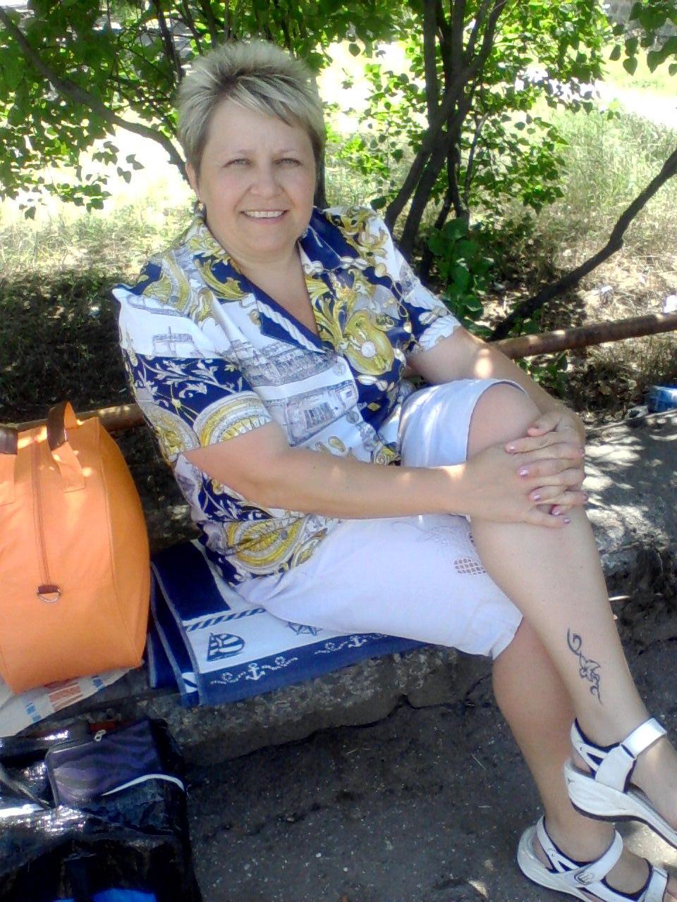 Irina, 50, Makiyivka
