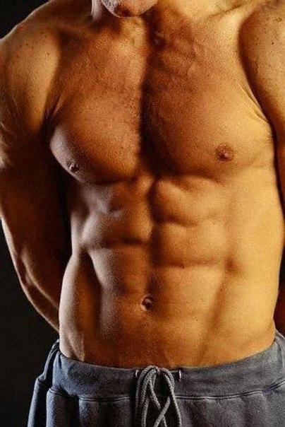 Как мужчине убрать жир с живота и боков. Картинка по теме - как быстро нак