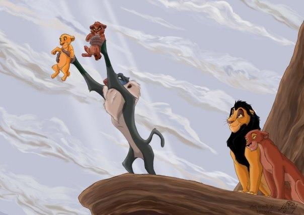 король лев 2 на ютубе