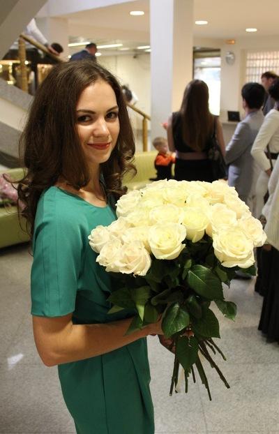 Анастасия Никитина, 15 июля 1989, Иркутск, id14852175