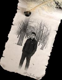 Sanjar Ismailov, 2 апреля 1999, Санкт-Петербург, id165449520