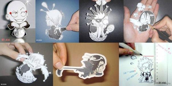 аниме картинки чибиков: