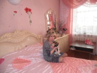 Татьяна Емшанова-Гаджиева, 8 ноября , Новосибирск, id171101314