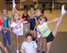 Первенство Тюмени по художественной гимнастике пройдет в выходные.