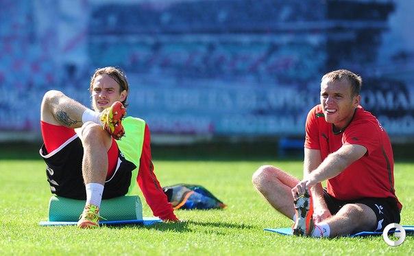 Денис Глушаков: Мы будем играть против Португалии, а не против Роналду