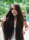 Девушки с длинными волосами -самые прекрасн