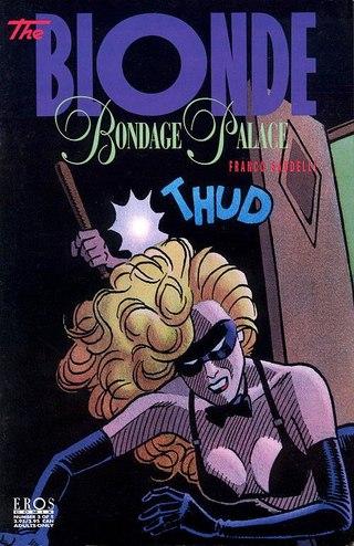 Blonde Bondage Palace 3