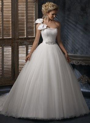 Пышное свадебное платье Annika.