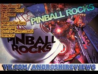 Androshi Game Pinball под музыку стиля Рок