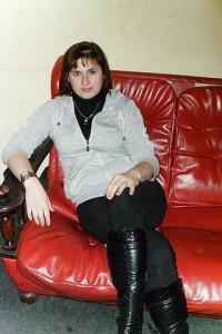 Анна Волкова, 25 августа 1989, Ульяновск, id140239367