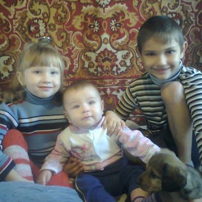 Вика Ковальчук, 17 декабря 1988, Иловайск, id144639383