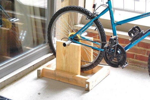 занятия на велотренажере для похудения живота