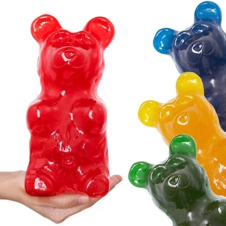 Вкусный медвежонок