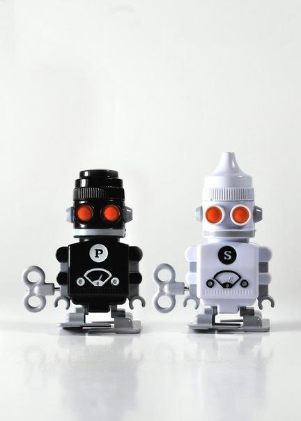 Роботы солонки