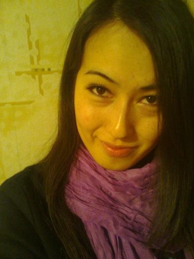 Асия Утепова, 10 октября 1990, Самара, id9423014