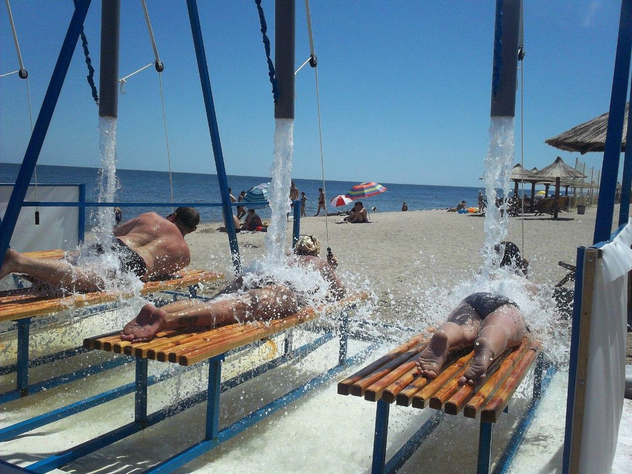 Азовское море. Бердянск. 2012 г. HYg5R7xNqz8