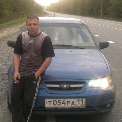 Алексей Данилкин, 7 ноября 1986, Сыктывкар, id151238815