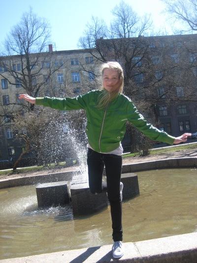 Анастасия Калинина, 11 февраля , Выборг, id145878761