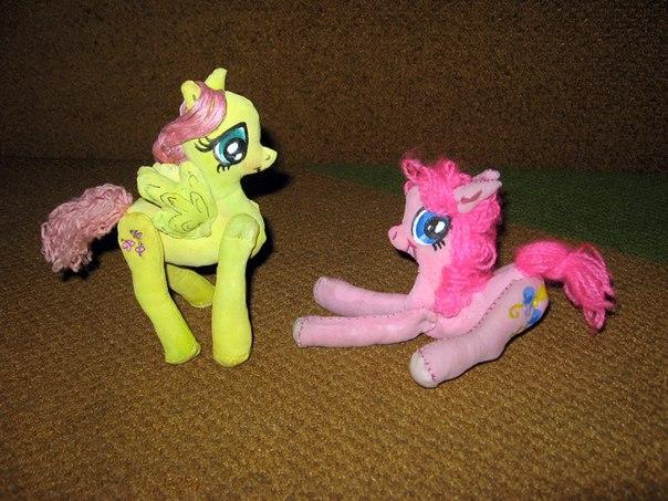Мягкие игрушки и Куклы. - Страница 3
