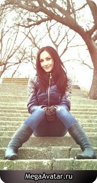 Марина Ромакина, 23 апреля 1992, Одесса, id181847268