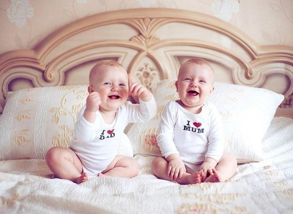 Любимые красивые дети