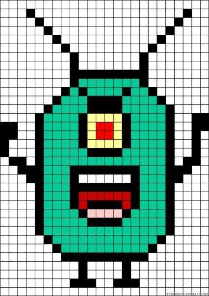 Копатель-онлайн. схемы фигур!