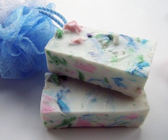 Как сделать мыло из обмылков в домашних условиях без микроволновки