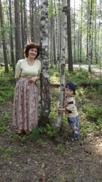 Светлана Хитрень, 27 мая , Сургут, id125745746