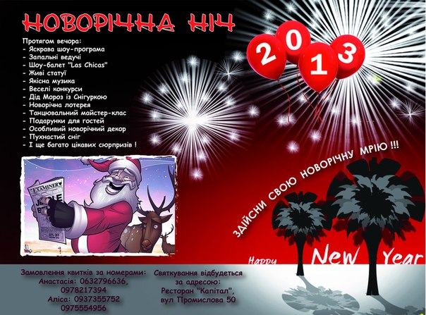 Новий рік 2013 updated the community photo