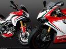 Спортивный мотоцикл Ducati 1199 Panigale S Tricolore - одна... www.bikepost.ru.  Кроме того на байк установлено...