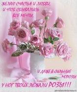 розы,цветы,день,рождения,поздравление,стих