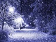зима...красиво