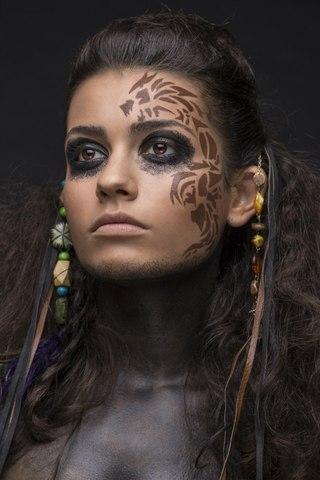 Визаж макияж виды макияжа