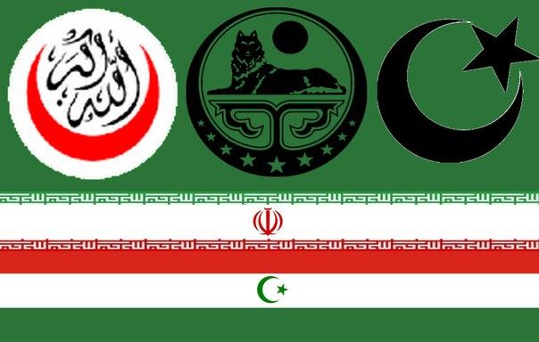 герб ичкерии