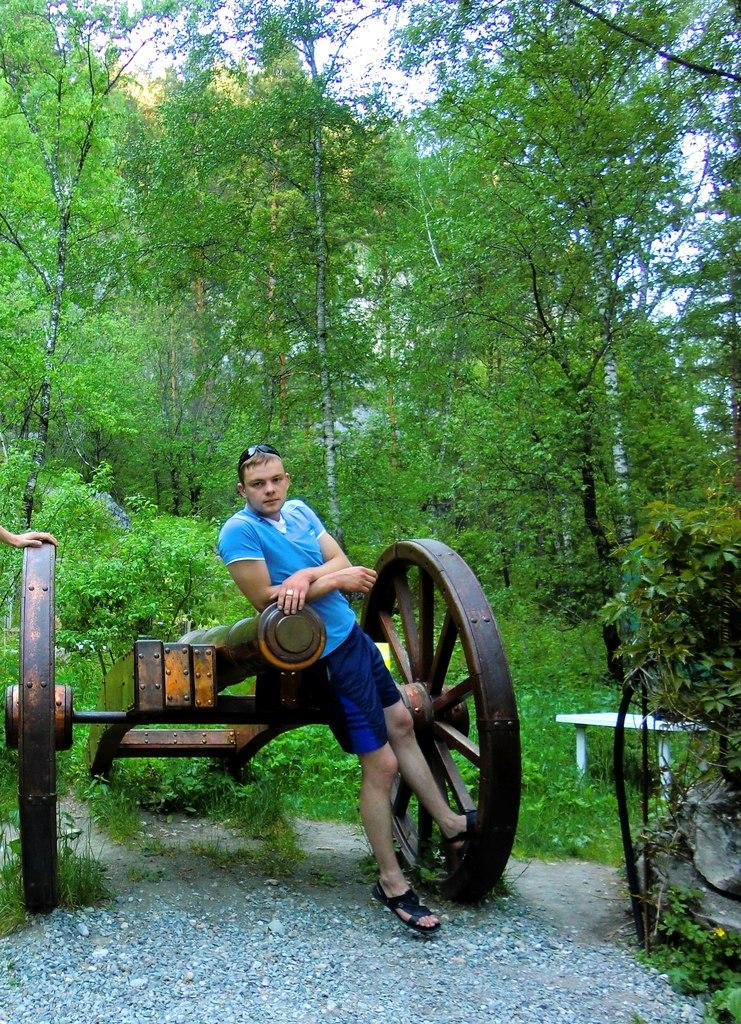 Богдан Ракитин, Новосибирск - фото №11