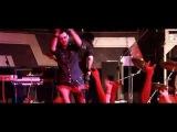 Nightside Glance - Omen (Live)