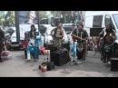 Выступление индейцев в центре Москвы! Это бесподобно!