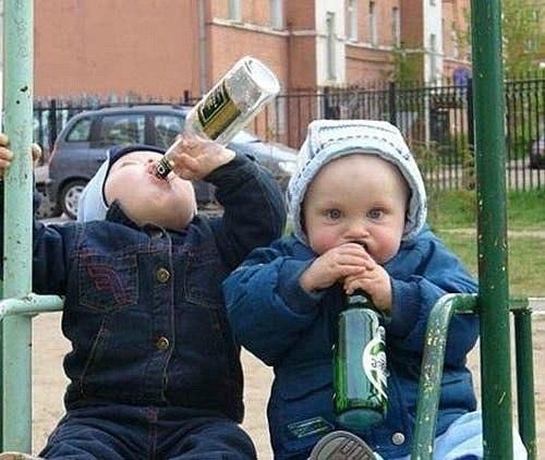 Градация алкоголизма