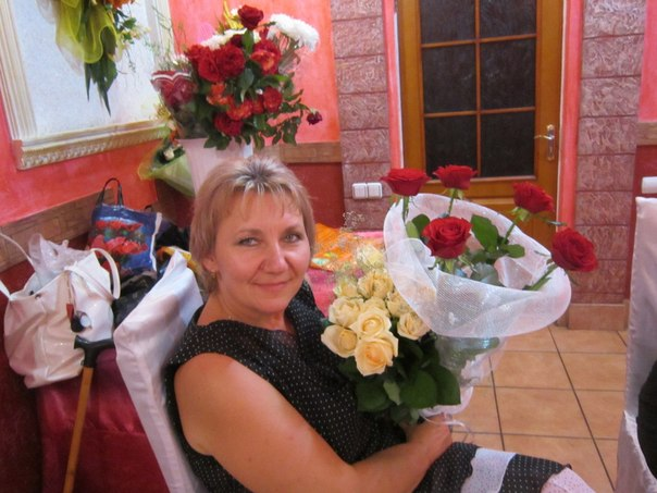 Lyudmila nevolya updated her profile picture