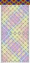 Предлагаю nкрасивые схемы фенечек прямого и косого плетения с цветами.